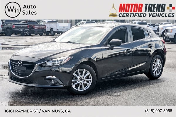 Used Mazda Mazda3 I Touring Los Angeles Ca