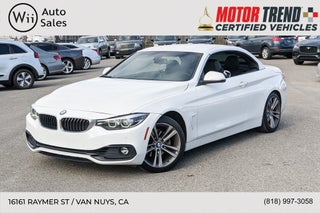 Used Bmw 4 Series Los Angeles Ca